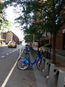 N.Y.に恋して☆-citi bike