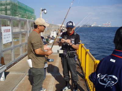 ヘチ教室 磯子海釣り施設 | 美味しい魚が食べたい!