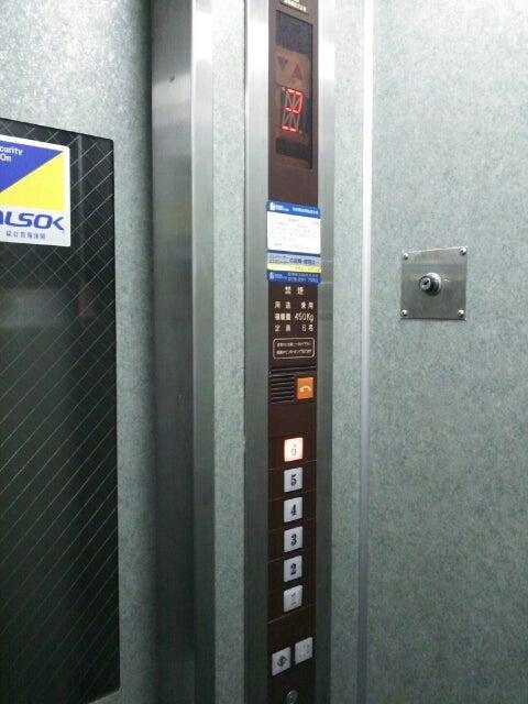 湊電機のエレベーター | Y14編成のブログ