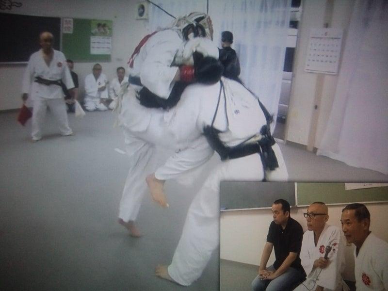 探偵!ナイトスクープ で 日本拳法母娘対決 | ファイトカンパニー永遠なる武道のブログ