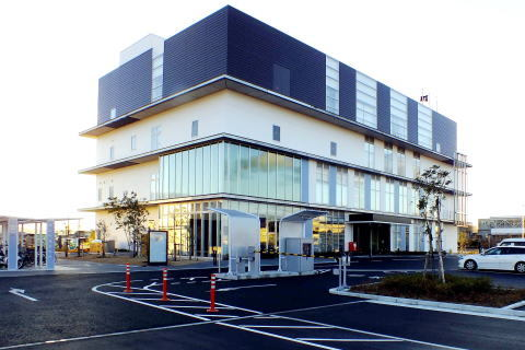 岡山市南區役所 新築オープン! | 岡山の風