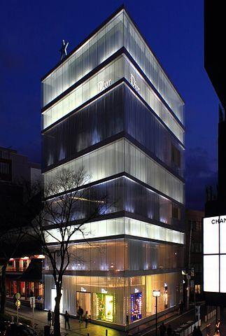 Dior表參道|越谷レイクタウンどろんこ保育園や薪能舞臺も設計。 創設53年の信頼と実績。 建築設計職人集団 ...