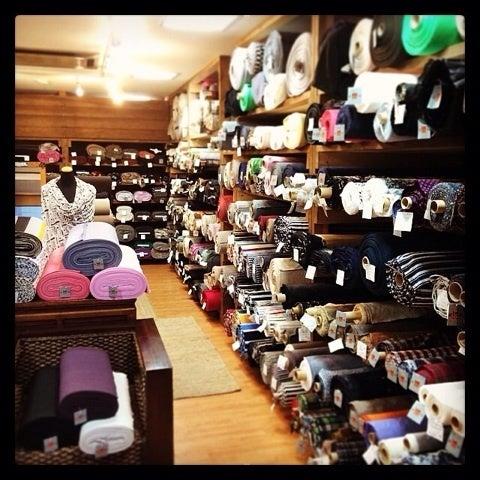 本店 fabric store MOMO お知らせ   AMOTEN