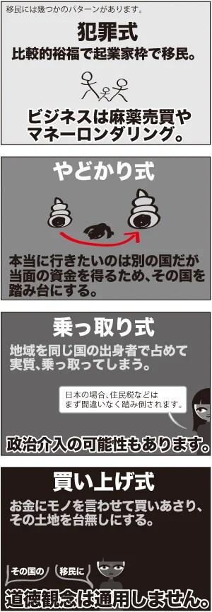 日本が移民受け入れしない方がいい100の理由 5 | 毒の滴(したたり)