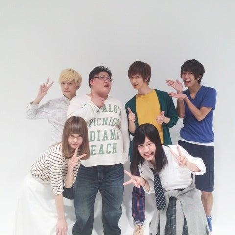 「少年とロボット」PV撮影   佐香智久オフィシャルブログ「僕はずっと、少年T。」Powered by Ameba