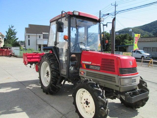 ヤンマートラクター入りました!! | 農機具王のブログ