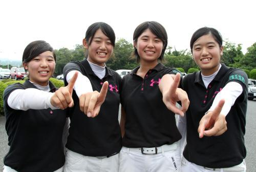 全国高校ゴルフ選手権~レベル高けぇ~ | かぶちんのまったりゴルフ日記