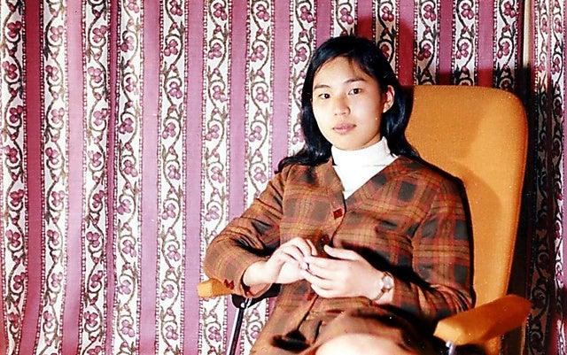 「上野千鶴子 若い頃」の画像検索結果