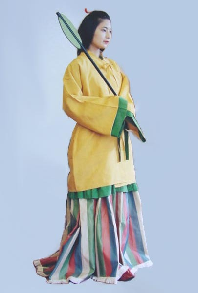 *著物歴史講座*②古墳、飛鳥、奈良時代   留袖レンタル京都の貸衣裝やさんが紹介する、お勧めの全國 ...