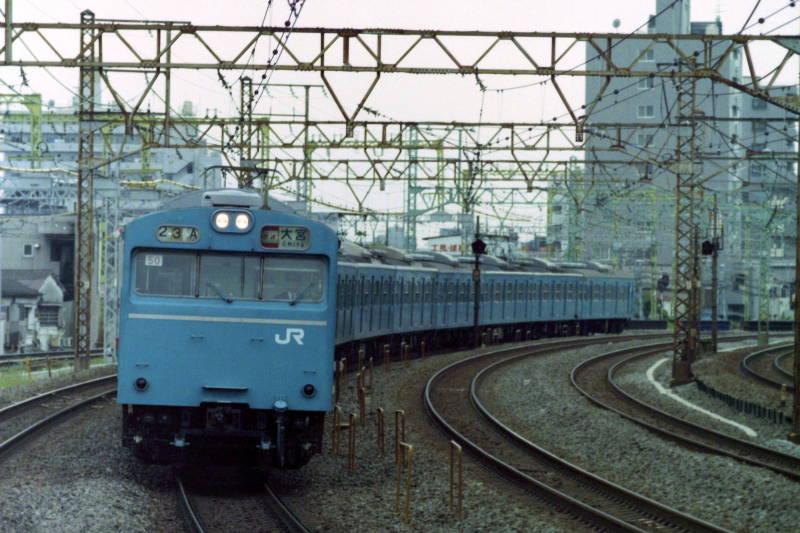 京浜東北線の運転 その5   鉄道マンたしろかおるのナイショ話