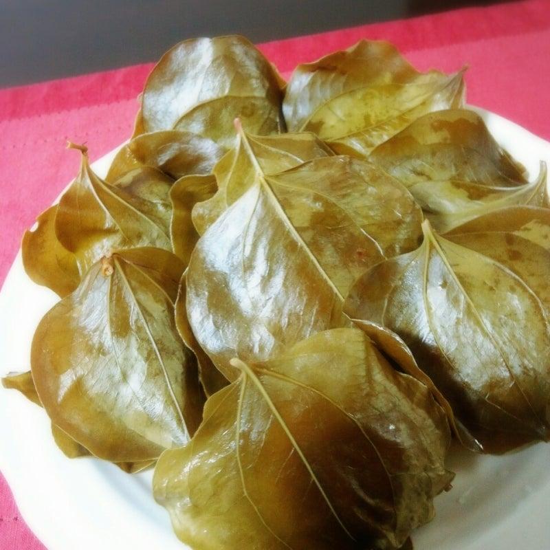 いばら餅,(どうかん餅とかどっかん餅) | きょうこさんのありふれた日常と ばーばの食堂本日のメニュー