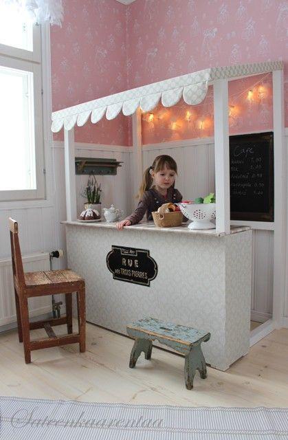 Kids Wooden Kitchen Set