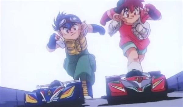 【懐かしいアニメ】レッツ&ゴー!! | 二次元主義の詩 ~アニメだったり,ゲームだったり~