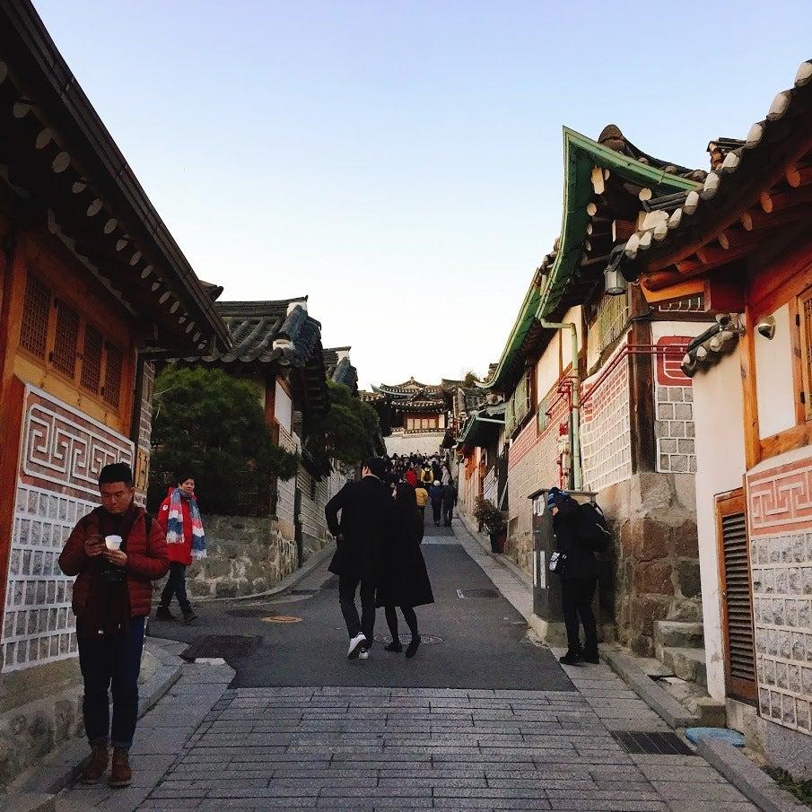 ソウルでレトロでシックなお散歩!三清洞~北村韓屋村 | Go!Go ...