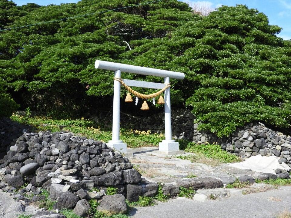 舳倉島(へぐらじま)の自然 ⑦   ケイの 彗星畫廊