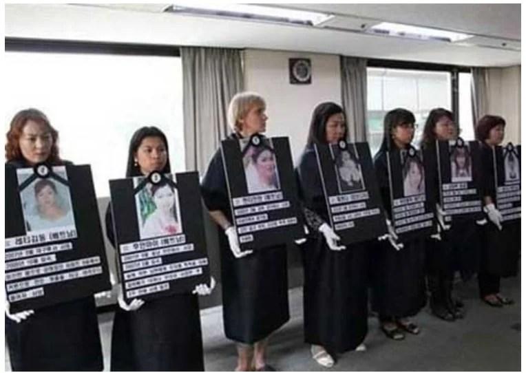 韓國人夫が妻に暴力・殺害多発、多國で韓國人男と結婚禁止している!日本政府も禁止するべきだ!   皇統 ...