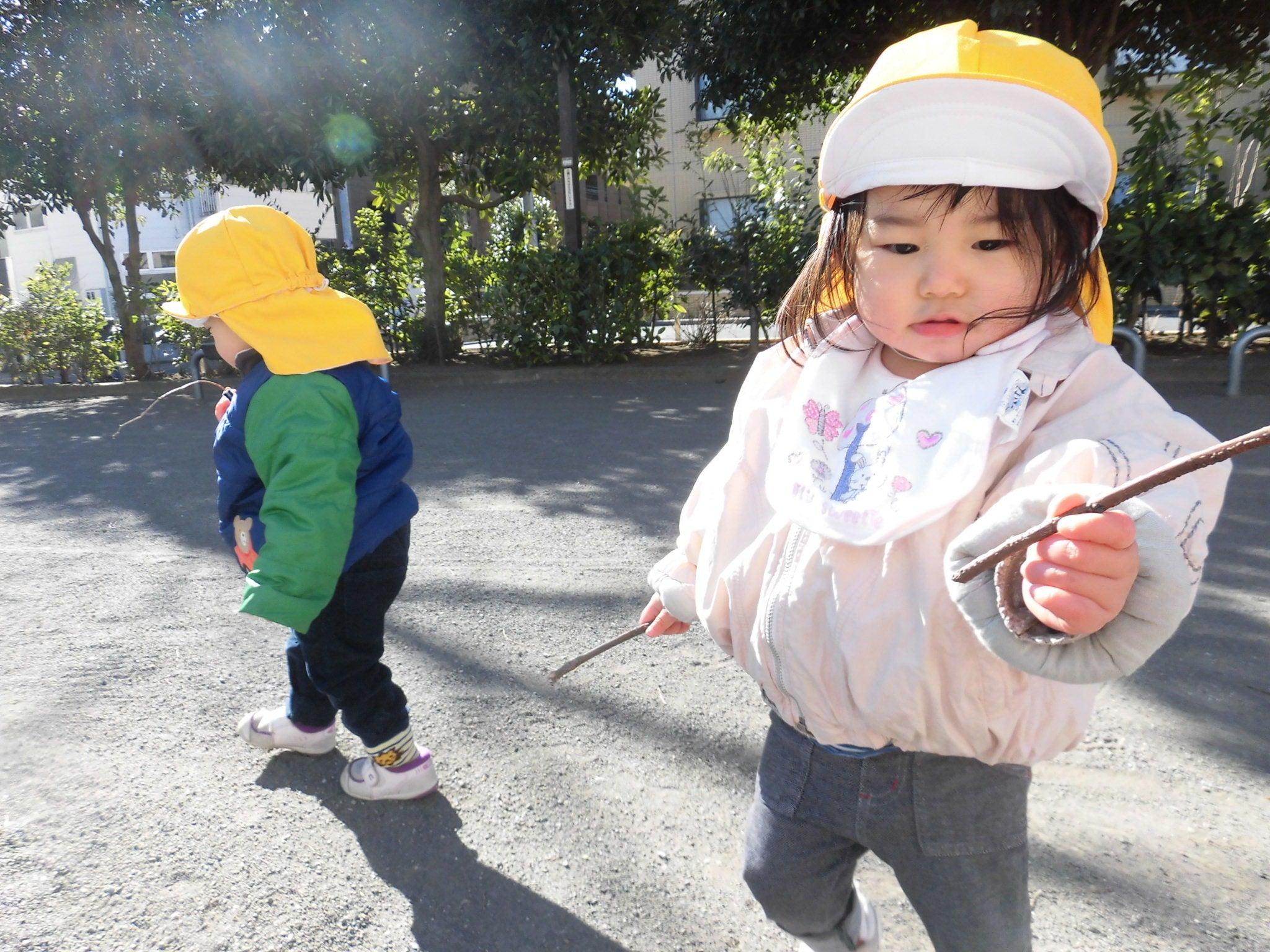 駒込西公園へ行きました。   さくらさくみらい駒込のブログ