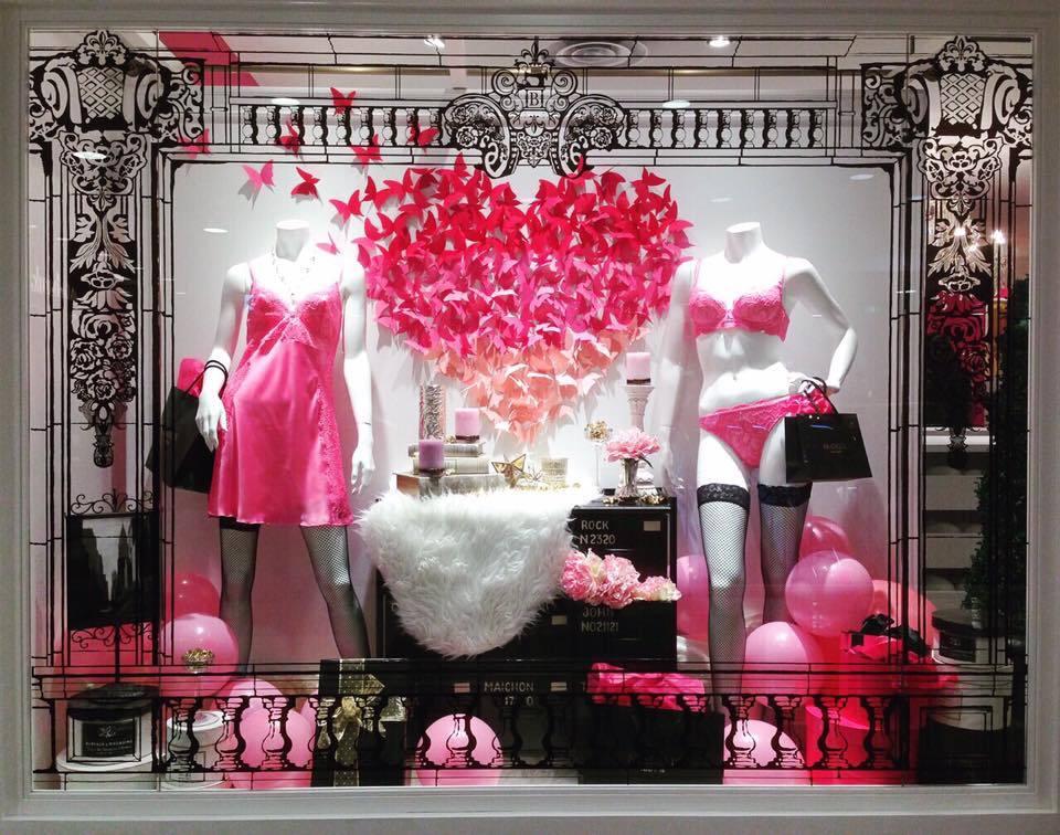 「バレンタイン ディスプレイ」の画像検索結果