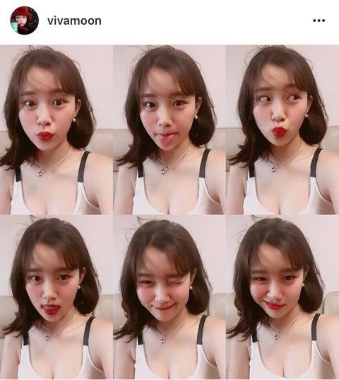 [韓國美女]オルチャン♡vivamoonさんに一目惚れ‼ | 韓國美容観光 ...
