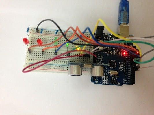 『Arduino』超音波で遊ぶ!HC-SR04 超音波距離センサーモジュール | 薄口なブログ