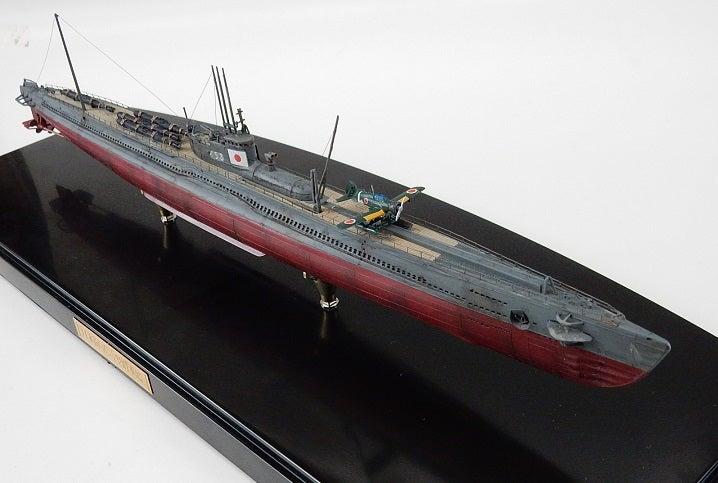 プラモデル製作 1/350日本海軍潛水艦 伊58 | アンチノイズDXのブログ