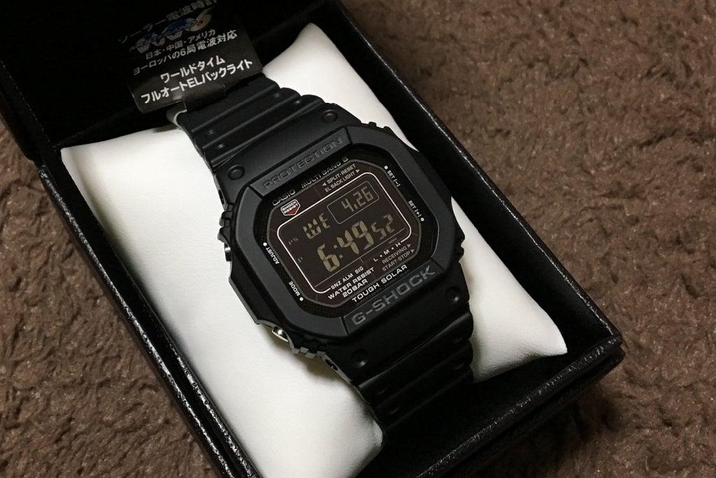 CASIO G-SHOCK GW-M5610-1BJF | アクアリウムと腕時計