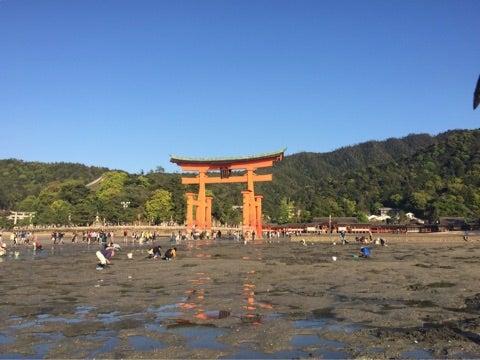 「潮干狩り宮島」の画像検索結果