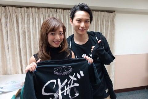 SKY-HI 初武道館LIVE | 伊藤千晃オフィシャルブログ「美食音(Bijyo)Diary」Powered by Ameba