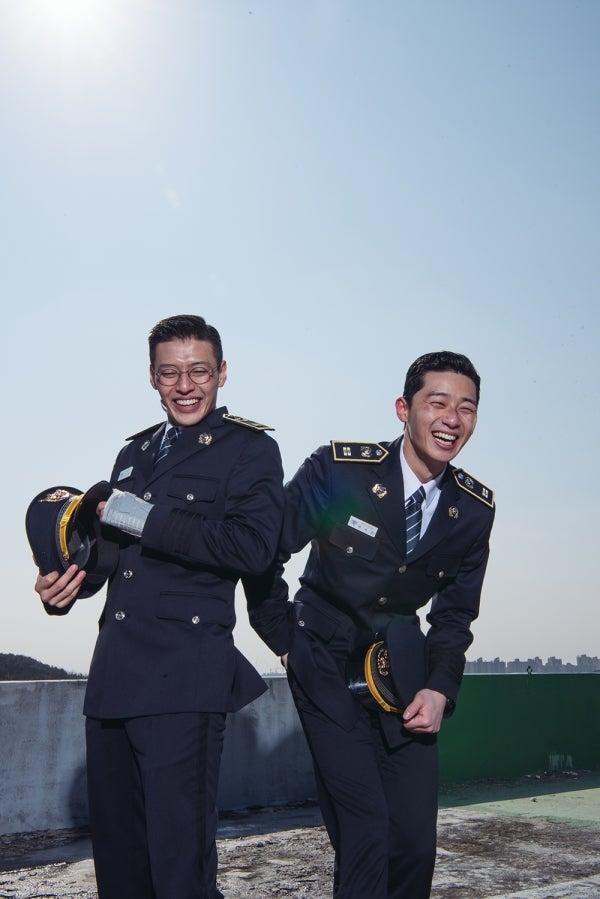 青年警察 NEW スチール | パク・ソジュン!Park Seojun!! 박서준!!!