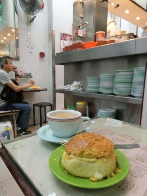 香港雑誌にて菠蘿油のランキング発表 | りーしゃの香港どローカル生活日記
