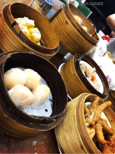 絶対行くべき超地元な飲茶「蓮香居」   chumeshiの美味しいブログ
