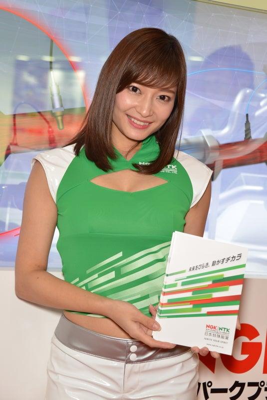 東京モーターショー2017 その6 渡邉明日香さん | カズのブログ