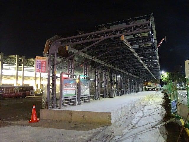 臺中市公車 豊原東站(後火車站)   世界バス轉運站
