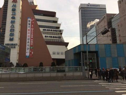 no brand で買い出し@高速バスターミナル   cocoemiの大阪便り 東京からソウルそして大阪へ