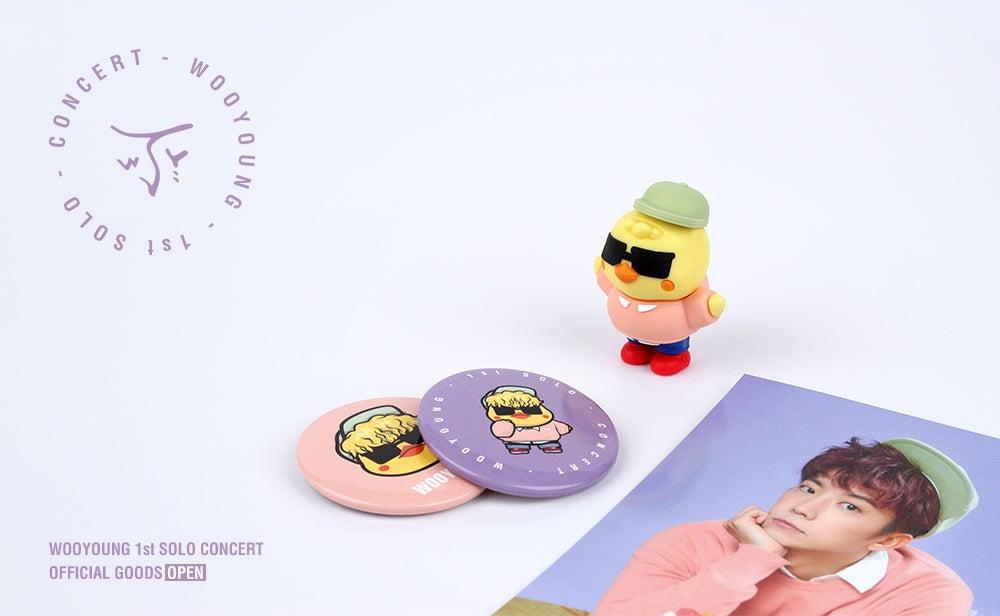 ウヨンソウルコン グッズの通販開始(追記あり) | 「Addicted to Wooyoung」 ヨンミのブログ