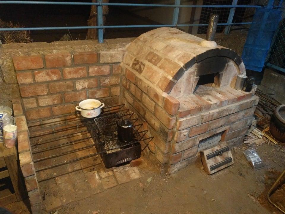 ピザ窯 Oven For Pizza | 中村哲 オフィシャルブログ Desafiando Sempre
