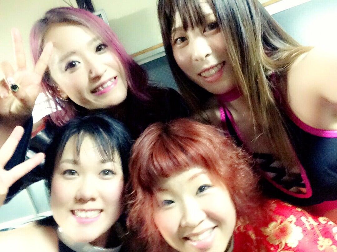 ♡結奈ブログ♡ 結奈、復活!!   名古屋ドリームガールズプロレスリング公式ブログ