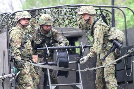 陸上自衛隊 通信科 | 戦車兵のブログ