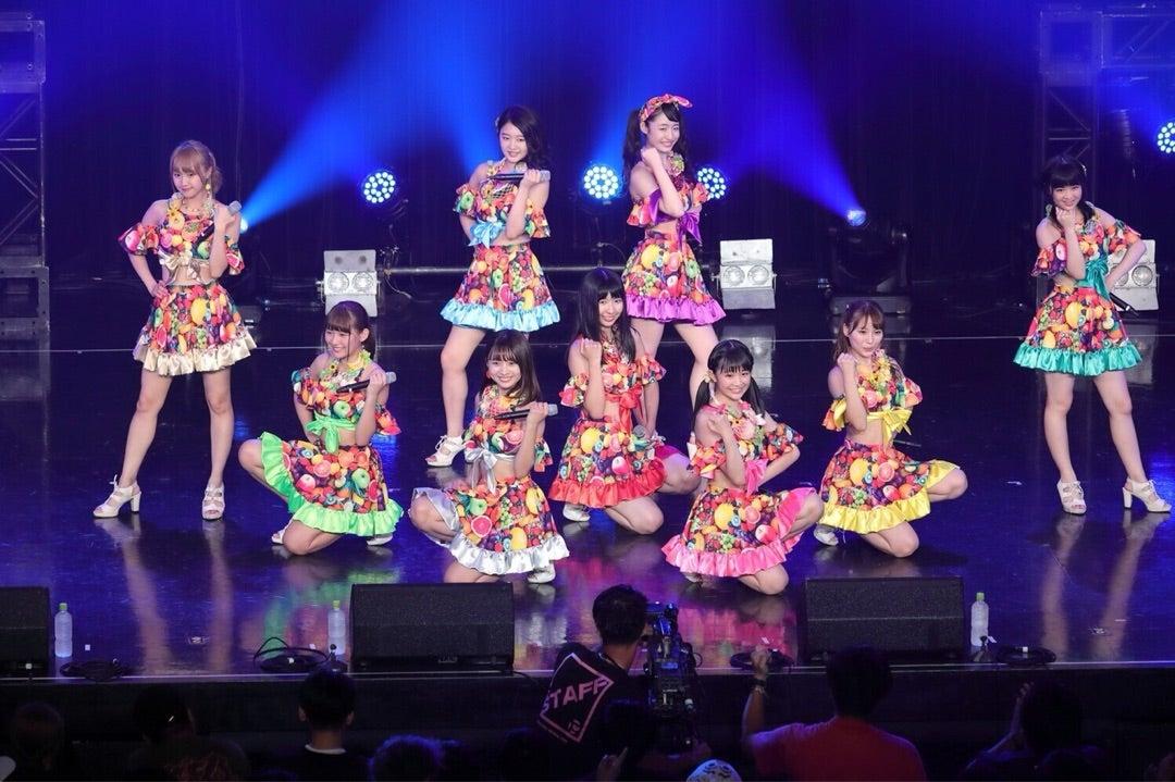 TOKYO IDOL FESTIVAL 2018   溝手るか(SUPER☆GiRLS)オフィシャルブログ 「がんばるかっ」 Powered by Ameba