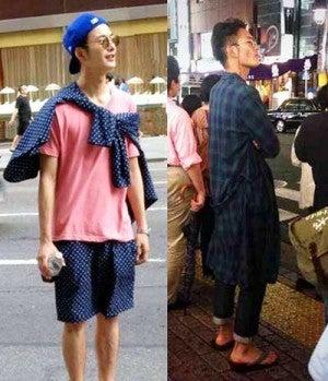 岡田将生くんのファッションセンス | チラシの裏