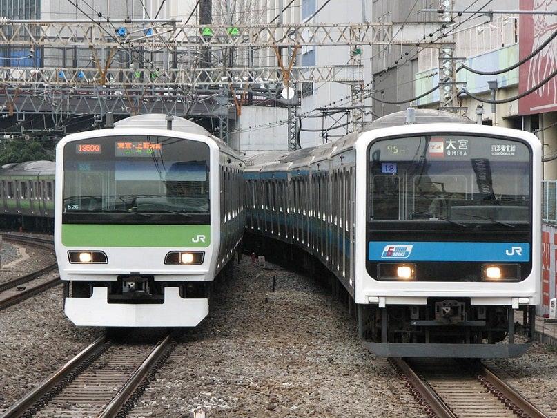【JR品川駅】京浜東北線北行と山手線外回りの乗換えが対面に!   milkyhtのFrankly blog