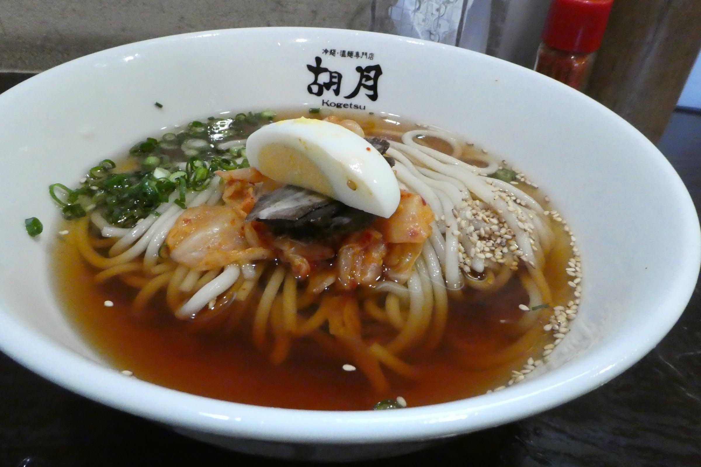 別府冷麺 胡月 | 麺バカTAR-KUN~全國制覇の野望~ 麺伝説