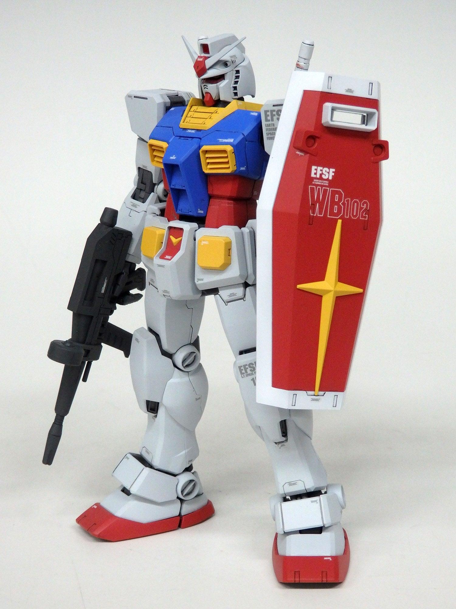 MG RX-78-2ガンダム完成しました | YYMC Web Site