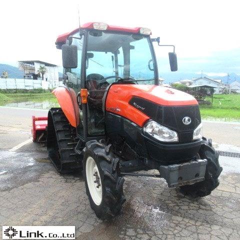 ★買取実績 クボタ トラクター KL415H-PC 2★ | 農機具王のブログ