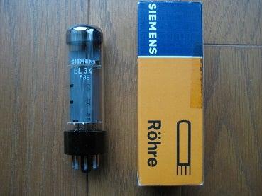 EL34三極管接続シングル・アンプ製作② | 真空管アンプの自作 ...