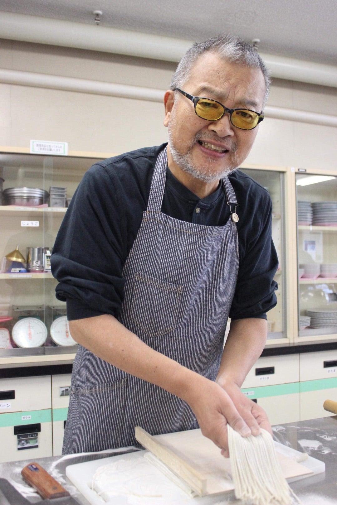 第46回目 更科流巖品派手打蕎麥教室   1119-4195さんのブログ