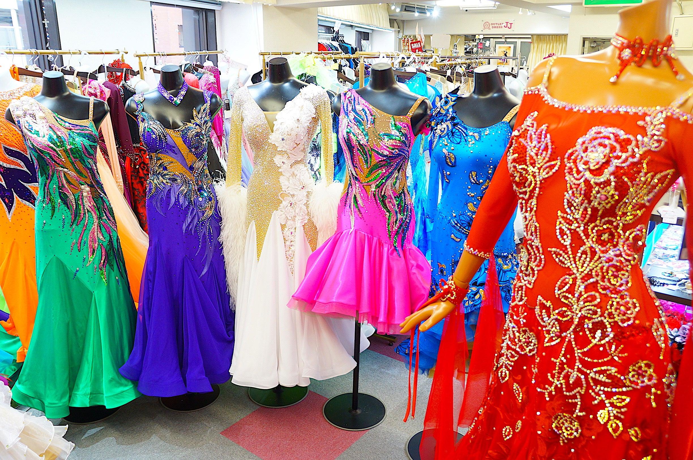 11月23日~12月1日!10周年記念大創業祭!!   社交ダンスドレスのアウトレットドレスJJのブログ