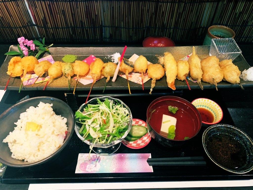 【京都】祇園で絶品天ぷらランチ | 俺様クレイジーマン2nd