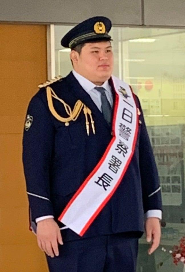 1日警察署長 | 津南相のブログ