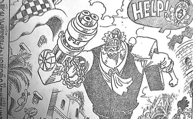 漫画 ワンピース 第 971 話 만화 원피스 971 장 Manga One Piece 971 Spoiler 海贼王